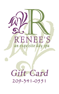 Renee's Day Spa Gift Card